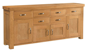 Grampian Extra Large Sideboard - Price Match Guarantee