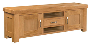 Grampian Extra Large TV Cabinet - Price Match Guarantee