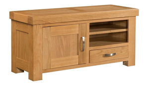 Grampian Large TV Cabinet - Price Match Guarantee