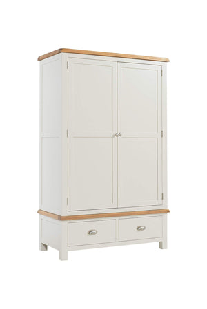 Mon Chique Double Robe Plus Drawer - Price Match Guarantee