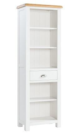 Mon Chique Tall Narrow Bookcase - Price Match Guarantee