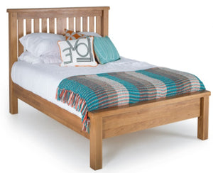 Rustic 4ft 6 Bed Frame