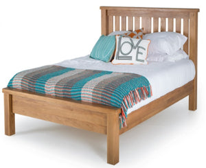 Rustic 5ft Bed Frame