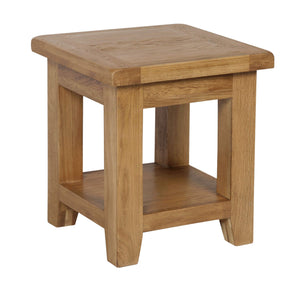 Rustic Lamp Table - FREE UK Mainland Delivery