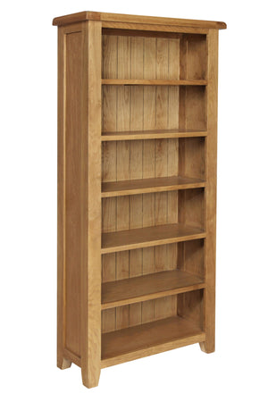 Rustic Large Bookcase - FREE UK Mainland Delivery