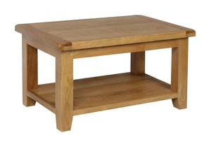 Rustic Large Coffee Table - FREE UK Mainland Delivery