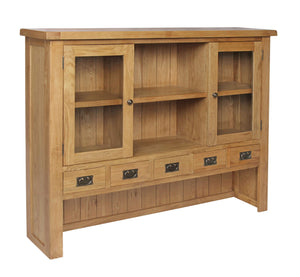 Rustic Large Dresser Top - FREE UK Mainland Delivery