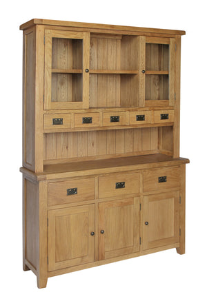 Rustic Large Dresser - FREE UK Mainland Delivery