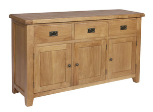 Rustic Large Sideboard - FREE UK Mainland Delivery