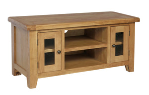 Rustic Large TV Unit - FREE UK Mainland Delivery