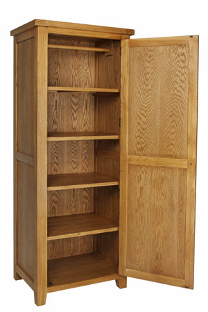 Rustic Single Wardrobe - FREE UK Mainland Delivery