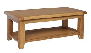 Rustic Small Coffee Table - FREE UK Mainland Delivery