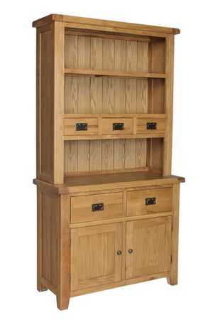 Rustic Small Dresser Top - FREE UK Mainland Delivery