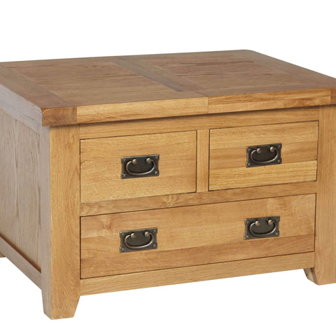 Rustic Small Storage Coffee Table Price Match Guarantee And Free Mainland Delivery