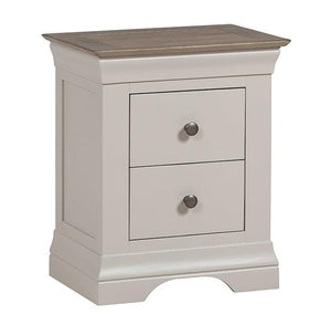 Tuscany 2 Drawer Bedside Cabinet - Price Match Guarantee