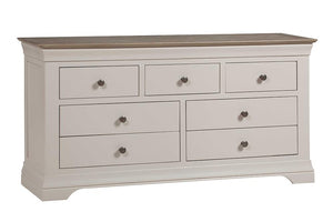Tuscany 3 Over 4 Chest Of Drawers - Price Match Guarantee