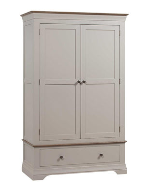 Tuscany Double Wardrobe - Price Match Guarantee