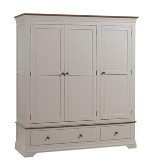 Tuscany Triple Wardrobe - Price Match Guarantee
