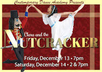 12/13 - 14/2019 Clara and the Nutcracker - Contemporary Dance Academy