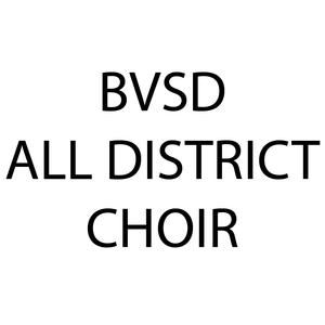 05/01/2020 BVSD All District Choir