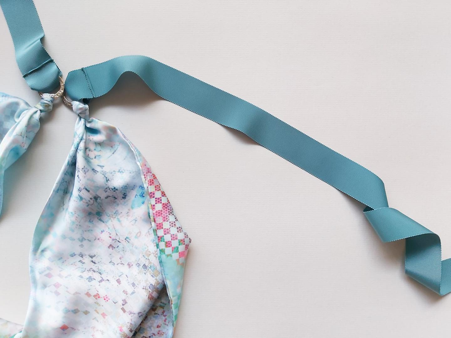 Triangle scarf Pastel Impressions