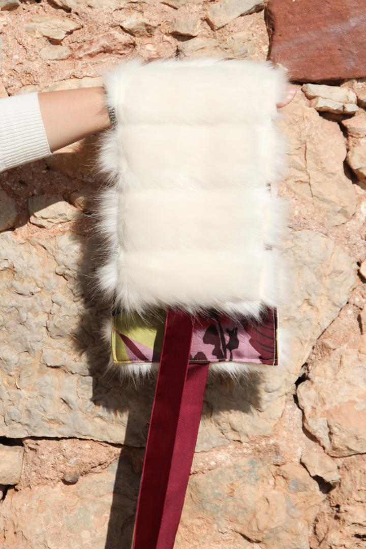 Faux Fur Collar No. 17