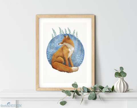 Woodland Animal Gifts