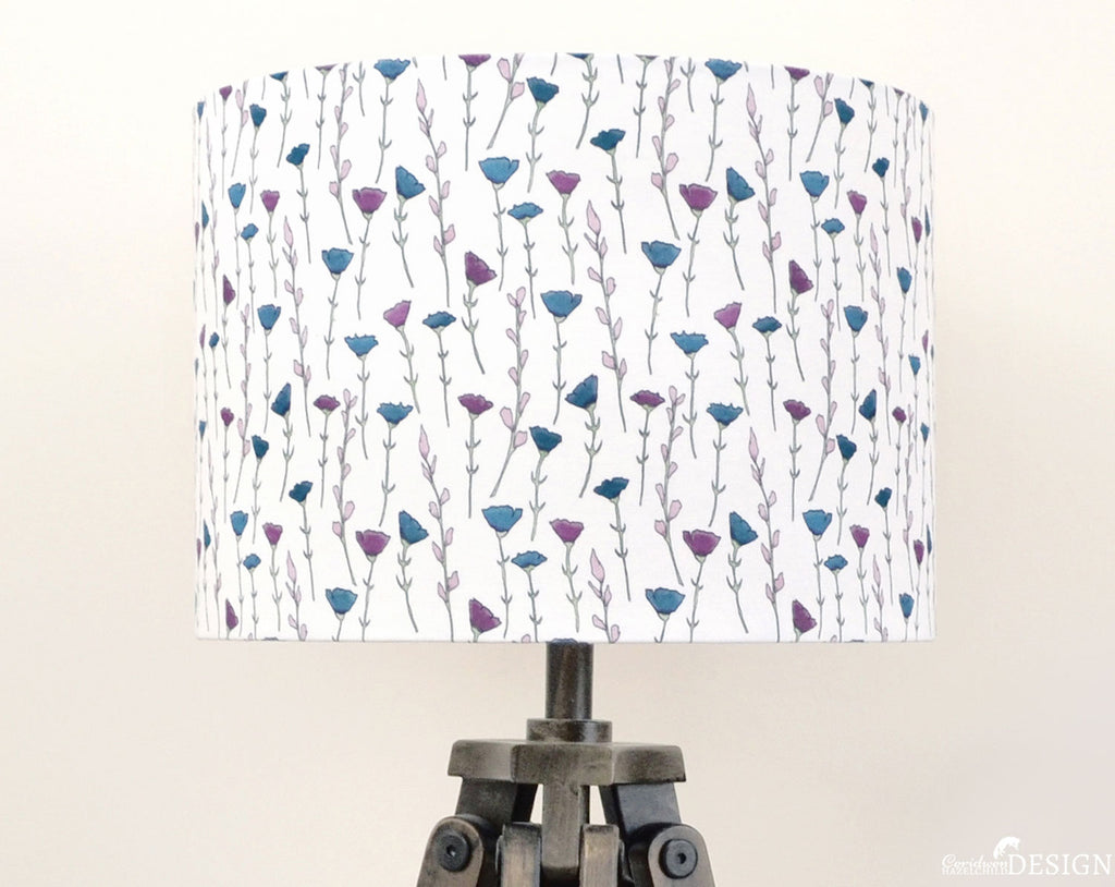 Flowers Lampshade