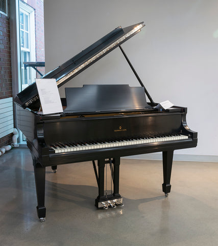 Refurbished Steinway grand piano for sale