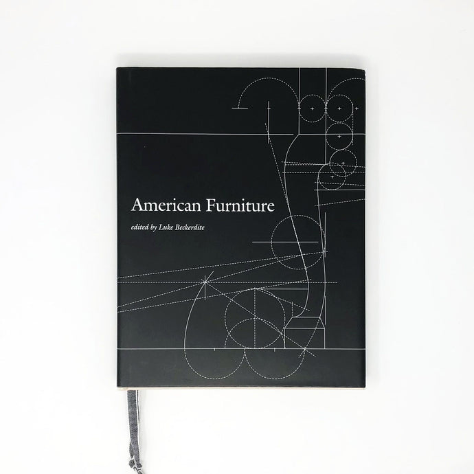 American Furniture 2017 by Luke Beckerdite (editor)