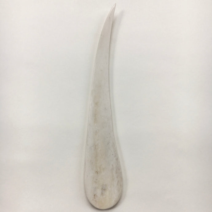 Tear Drop / Claw Elk Bone Tool