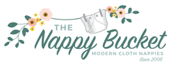 the nappy bucket cloth nappies