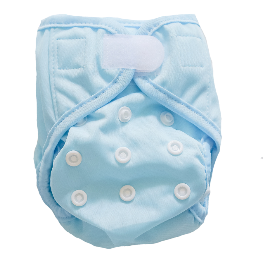 Boho Babes Newborn Light Blue