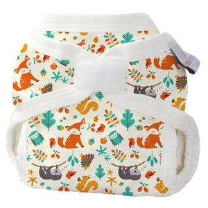 BubbleBubs PUL Gusseted Cover - Small 6-10kg - The Nappy Bucket