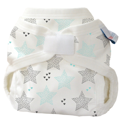 BubbleBubs PUL Gusseted Cover - Medium 9-15kg - The Nappy Bucket