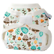 Load image into Gallery viewer, BubbleBubs PUL Gusseted Cover - Small 6-10kg - The Nappy Bucket
