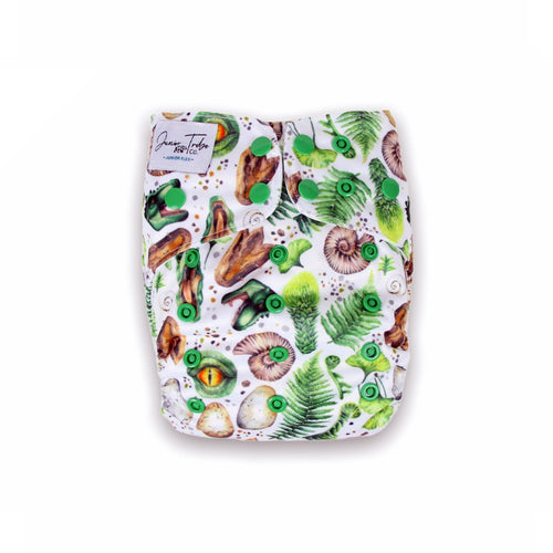 Junior Tribe Co Flex Cloth Nappy Dino Pride
