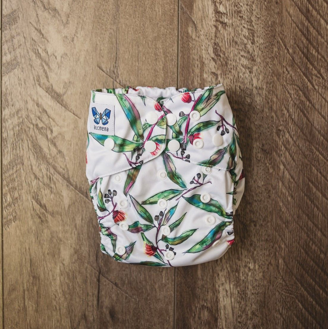 Alcmena V1.5 Ai2 Pocket Nappy Gumtree - Preorder