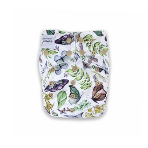 Junior Tribe Co Flex Cloth Nappy Flutterfly