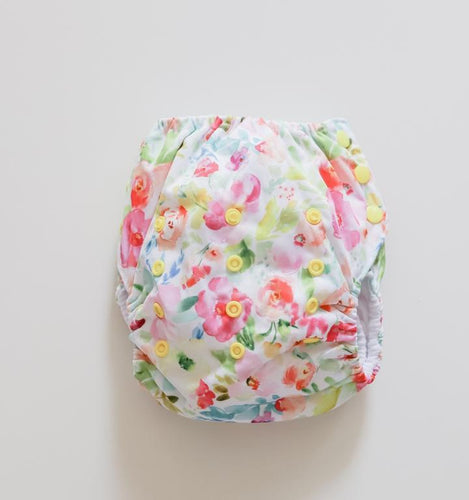 Boho Babes Night Nappy Spring Floral