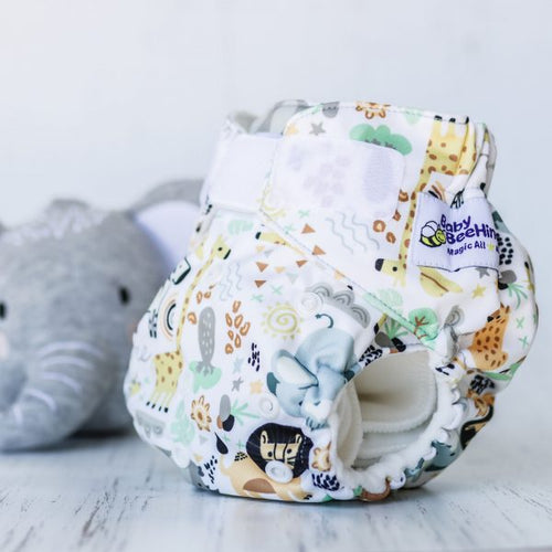 Baby Beehinds Magic All All-in-Two Wild Things