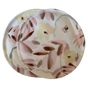 Bare and Boho Reusable Breast Pads Grounded