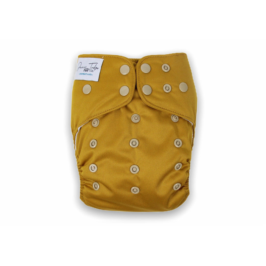 Junior Tribe Co Nighty Nite AIO Mustard