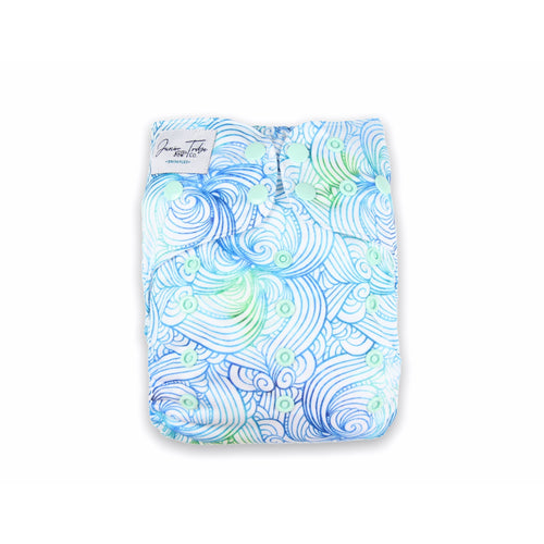 Junior Tribe Co Swim Sea Swirl