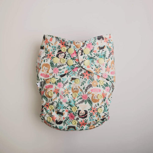 Monarch The Ultimate Nappy Snaps Flora Familia