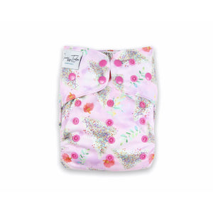 Junior Tribe Co Flex Cloth Nappy Sprinkle Bread