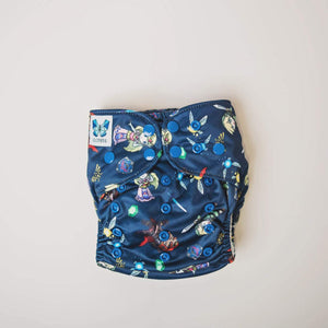 Alcmena V1.5 Ai2 Pocket Nappy Legenderrière
