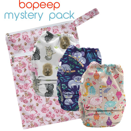 Bubblebubs Newborn Bo Peep Mystery Mixed Pack Girl