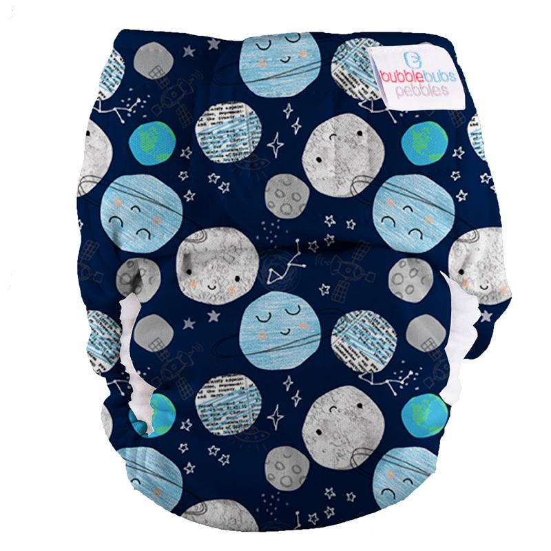 Bubblebubs Pebbles Newborn Nappy Andy PUL