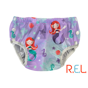 Bubblebubs Droplets Swim Nappies - The Nappy Bucket